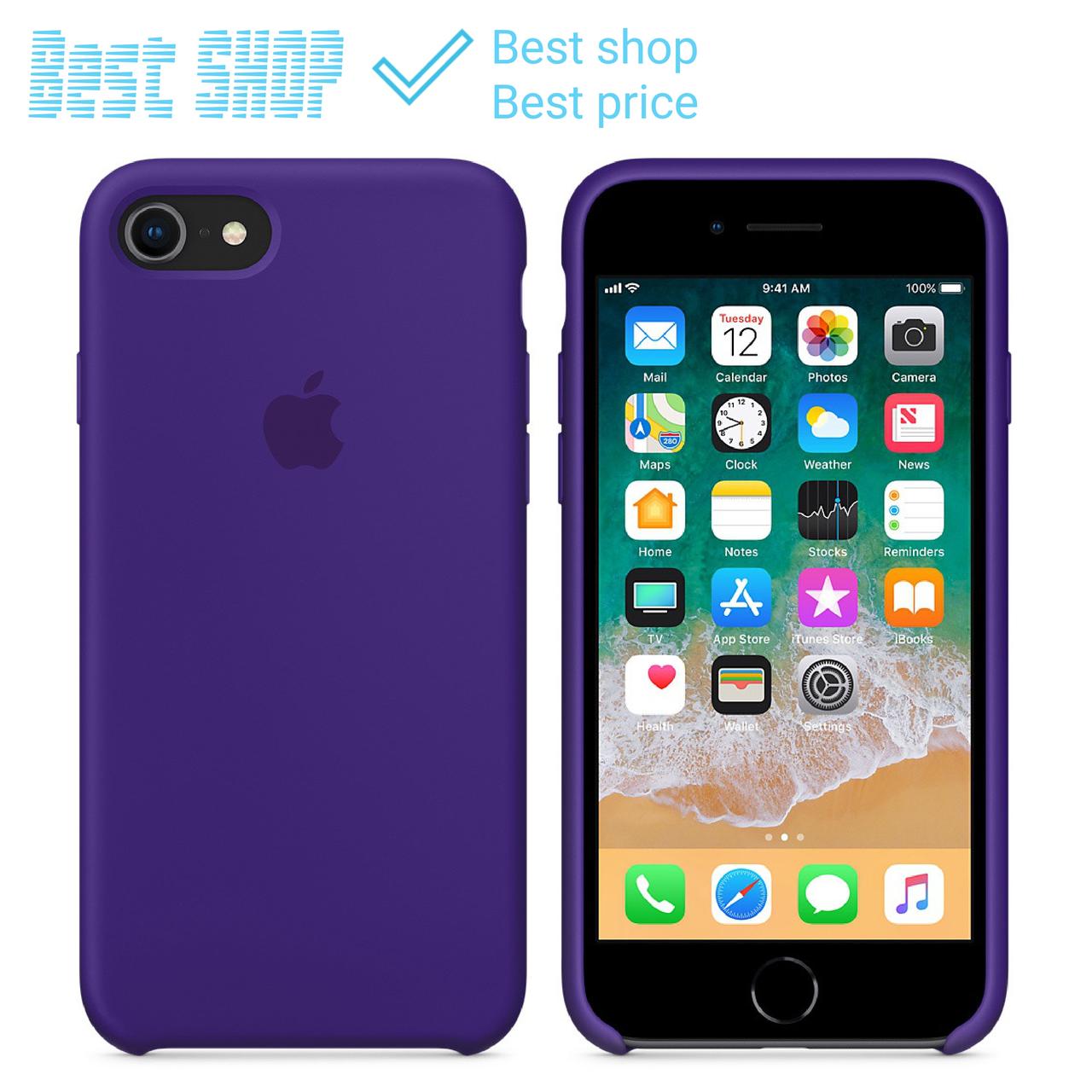 29 цветов Силиконовый чехол Apple Silicone Case для iPhone 6 Plus / 6s Plus