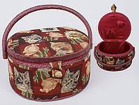Шкатулка для рукоделия, 26см 400-99