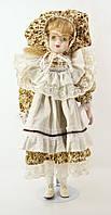 Коллекционная кукла, Германия, фарфор, 45 см 70-е