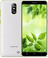 "Смартфон Homtom S12 White, 1/8Gb, 8+2/5Мп, MTK6580, 4 ядра, 2sim, 5"" IPS, 2750mAh, GPS, 4G, фото 1"