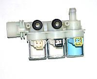 Клапан подачи воды (заливной) для стиральной машинки Indesit/Ariston C00110331 (482000022812)