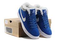 Зимние женские кроссовки Nike Cour Tour N-30033-90, фото 1