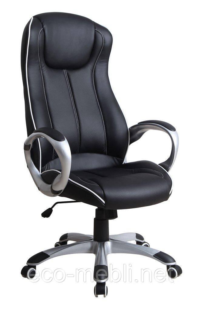 Крісло офісне для керівника, поворотне Taurus Halmar