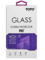 Защитное стекло 5D TOTO Full Cover Apple iPhone 6/6s White