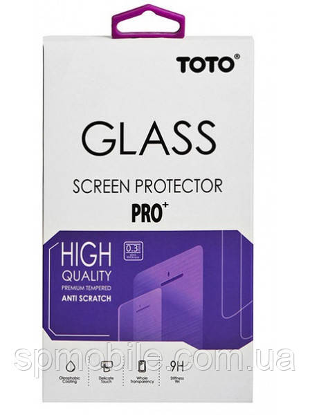 Захисне скло 5D TOTO Full Cover Apple iPhone 6/6s White