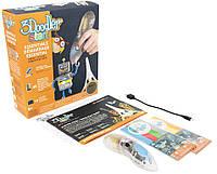 3D-ручка 3Doodler Start для детского творчества КРЕАТИВ 48 стержней, прозрачная (8SPSESCL3R)