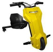 Электроскутер Вайнтех Дрифт-карт желтый для райдеров Drift Cart 8″Ultimate Edition