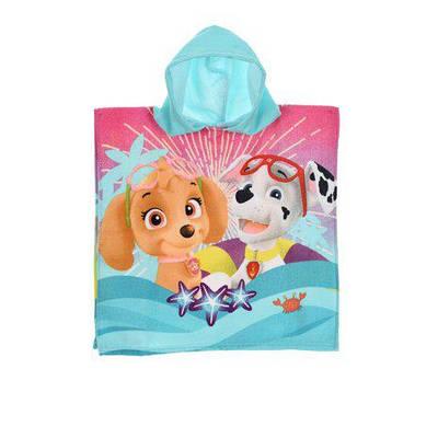 Пляжное полотенце с Щенячий Патруль