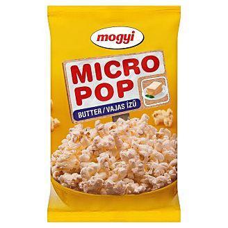 Попкорн з маслом і сіллю Mogyi 100 г