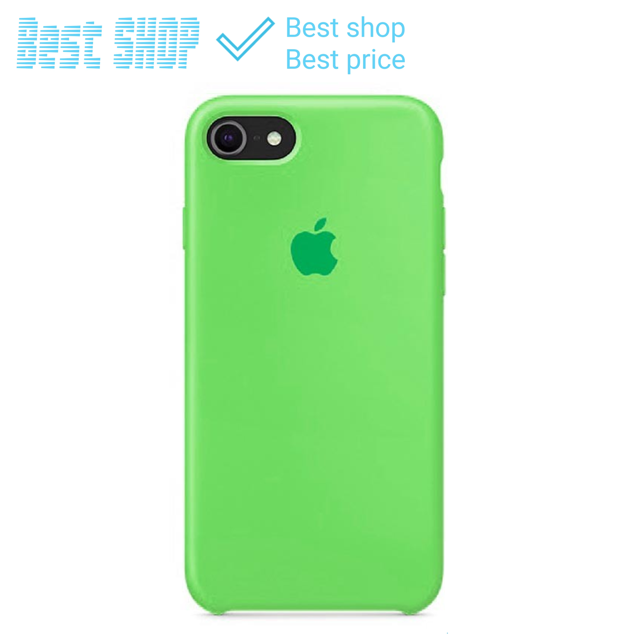 29 Цветов Силиконовый чехол Apple Silicone Case для iPhone 7 Plus/ iPhone 8 Plus