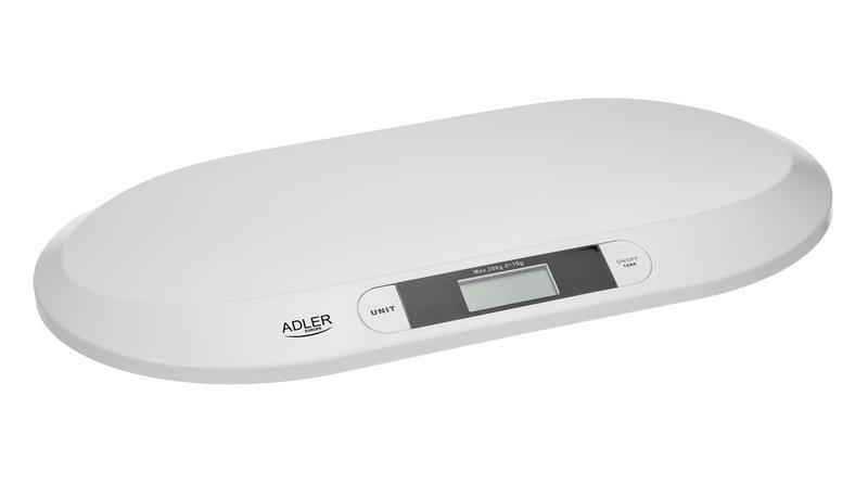 Весы для новорожденных Adler AD 8139