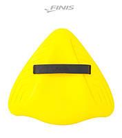 Доска для плавания Finis Alignment Kickboard (Yellow), фото 1