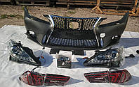 Рестайлинг на Lexus IS250 с 2006 год в 2013 год