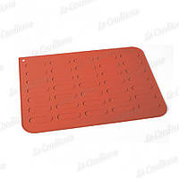 Силиконовый коврик для эклеров MARTELLATO 30TE3002R (400х300 мм)