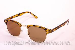 Женские солнцезащитные очки Леопардовые (9904-2)