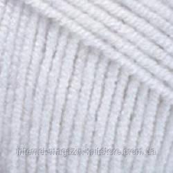 Пряжа YarnArt Jeans Белый