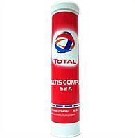 Смазка литиевая TOTAL Multis Complex S2A 400г (синяя)