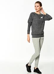 Женская Толстовка Nike  Gym Vintage Sweatshirt 883725-060 (Оригинал)