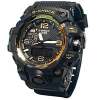 Копия спортивных часов Casio G-Shock GWG-1000 Black Gold