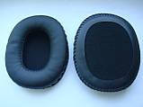 Амбушюры черные (подушечки) для наушников Marshall Monitor, фото 6