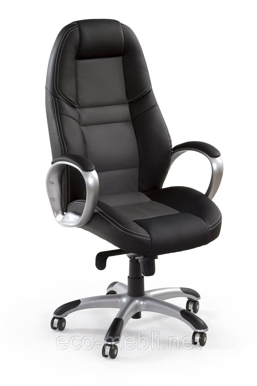 Крісло офісне для керівника, поворотне Travis Halmar