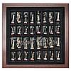 Шахматы «Византийская Империя», зеленые, Manopoulos, 20х20 см (088-0101SK), фото 2