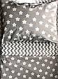 Постельное белье полуторное Звезды (100 % хлопок), фото 6