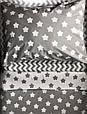 Постельное белье полуторное Звезды (100 % хлопок), фото 4