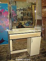 Однотумбовый стол для парикмахера.  Модель А25., фото 1