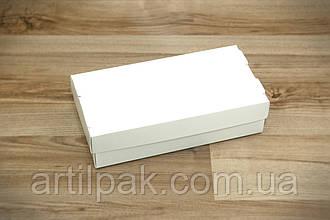 Коробка для суші на 2 ролла 200*100*50 БІЛА