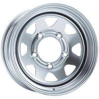 Dotz Dakar R17 W7 PCD6x114,3 ET30 DIA66.1 Silver