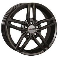 AUTEC Kitano R18 W8 PCD5x120 ET30 DIA72.6 Black
