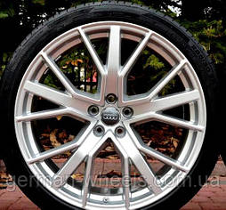 21'' колеса на Audi RS6