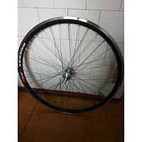 """Заднее колесо для велосипеда 28"""" на промподшипниках под V-brake"""