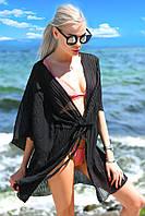 Пляжная туника шифон, фото 1