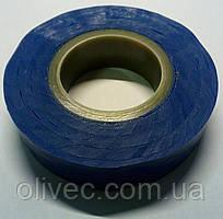 Изолента ПВХ 18 мм х 30 м. синяя