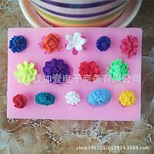 Форма для приготовления тортов, пирожных или цветного мыла