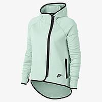 8ba0848f Женская Толстовка Nike Sportswear Tech Fleece Full-Zip Cape 908822-006  (Оригинал)