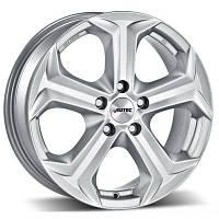 AUTEC Xenos R18 W8.5 PCD5x130 ET50 DIA71.6 Brilliant Silver
