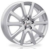 AUTEC Skandic R16 W6.5 PCD5x105 ET39 DIA56.6 Brilliant Silver