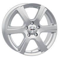 AUTEC Polaric R16 W6.5 PCD5x108 ET50 DIA63.4 Brilliant Silver