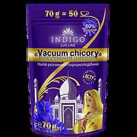 Цикорий ТМ INDIGO Вакуумный 100% растворимый  70 гр.