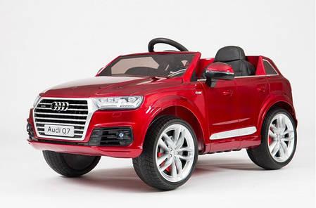 Детский электромобиль Audi Q7 2018, фото 2