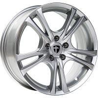 Литые диски Tomason Easy R16 W7 PCD5x112 ET42 DIA73.1 Silver