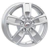 AUTEC Quantro R16 W6.5 PCD5x118 ET50 DIA71.1 Brilliant Silver