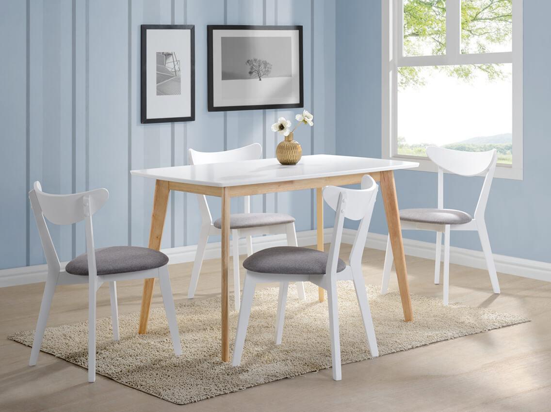 """Прямоугольный стол """"Кома-2"""" из натурального дерева"""