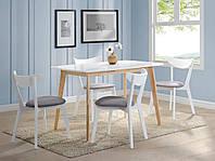 """Прямоугольный стол """"Кома-2"""" из натурального дерева, фото 1"""