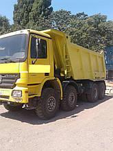 Доставка  сыпучих материалов 40 т. Одесса