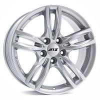 ATS Evolution R17 W7.5 PCD5x120 ET32 DIA72.6 polar silver