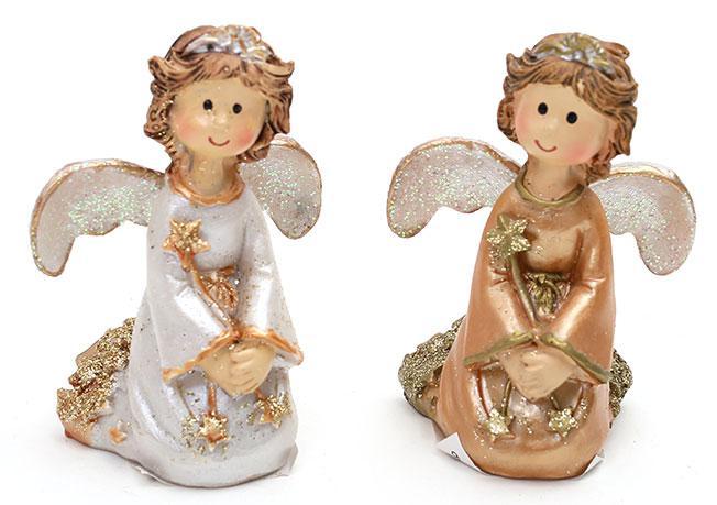 Декоративная статуэтка Ангел 8см, 2 вида 197-A24
